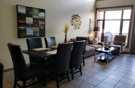Fully Furnished 2 Bedroom Lofted Condo at Playa Del Sol